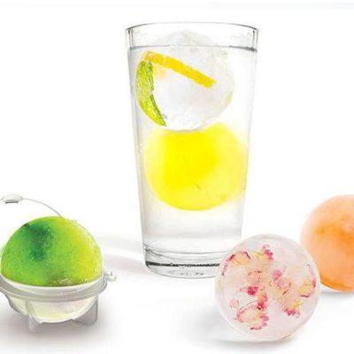 Ice balls (bolas de hielo)