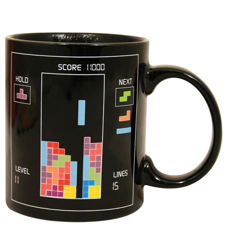 Taza Tetris