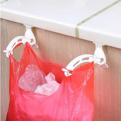 Ganchos para bolsas de cocina