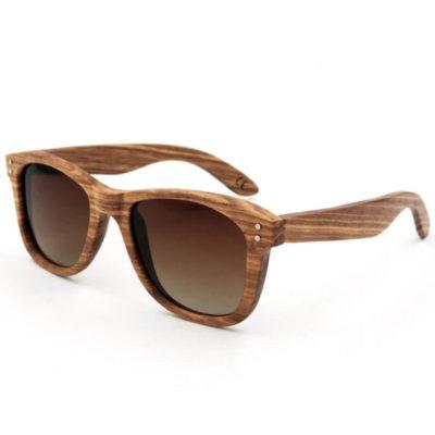 gafas de sol de madera momi