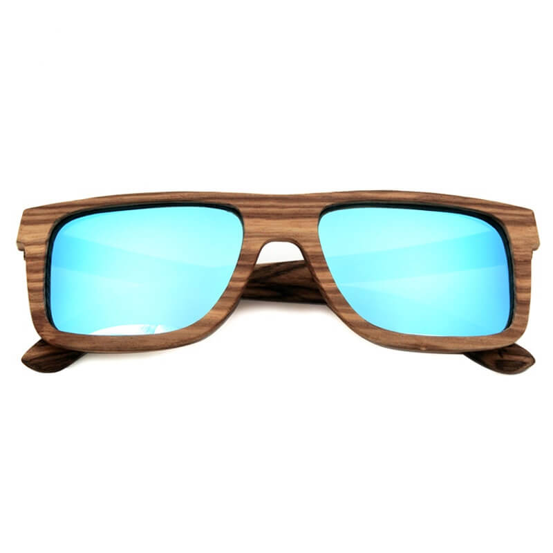 gafas de sol de madera ika