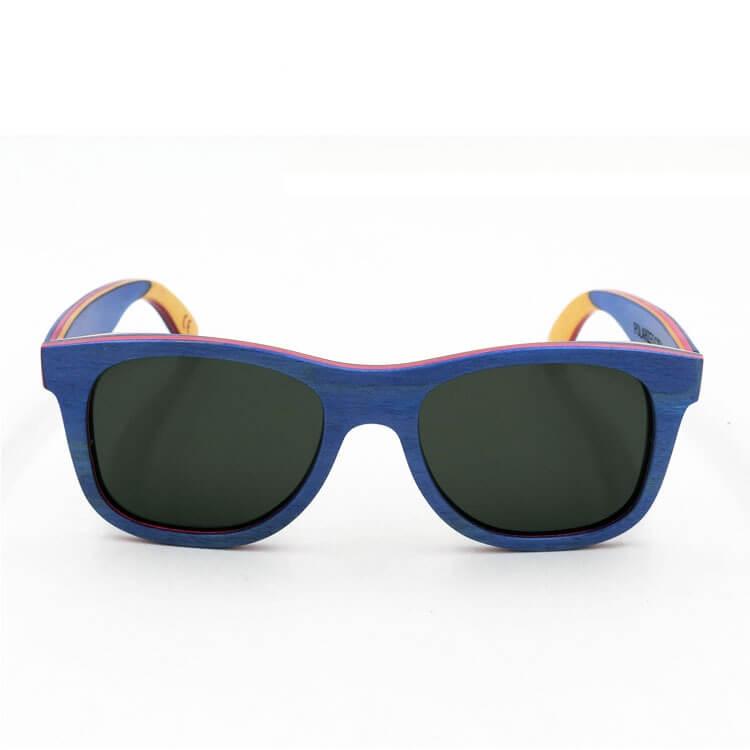 gafas de sol de madera tsuta