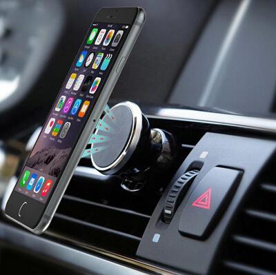 soporte de móvil para coche magnético