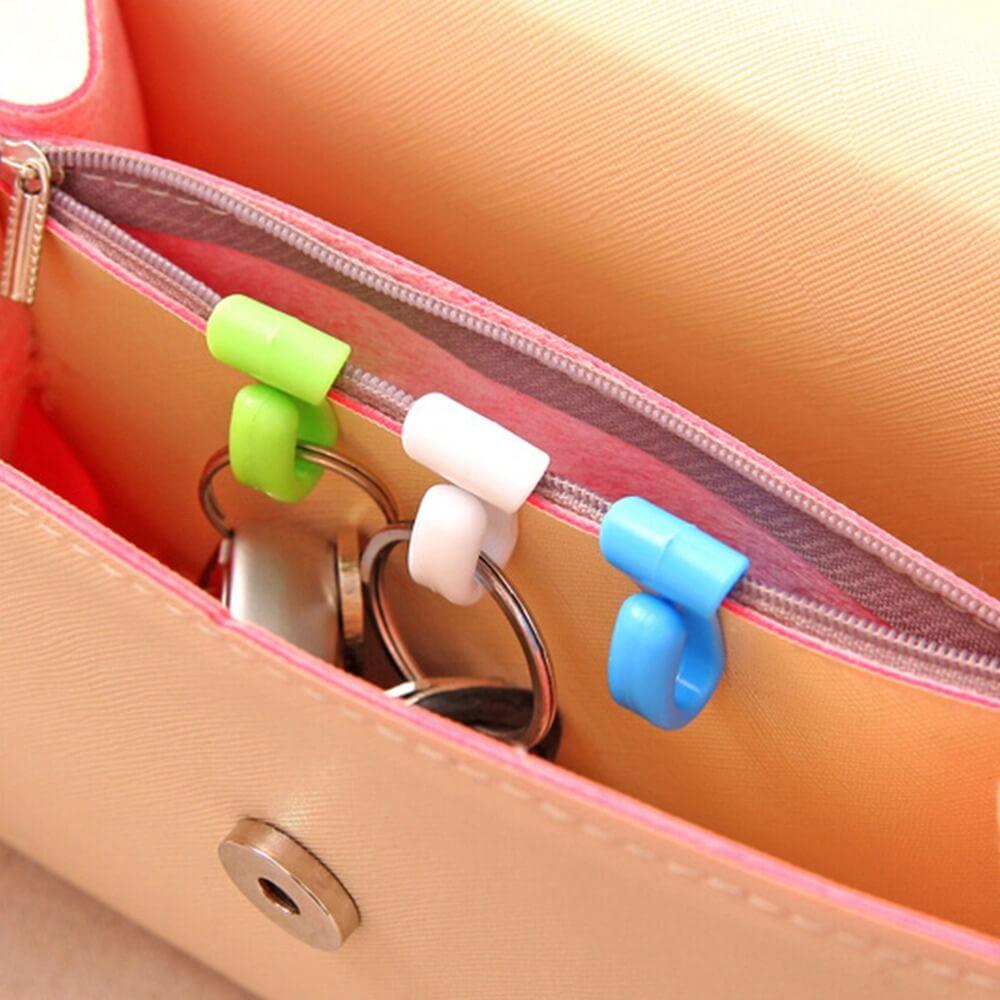 clip organizador de llaves para bolso