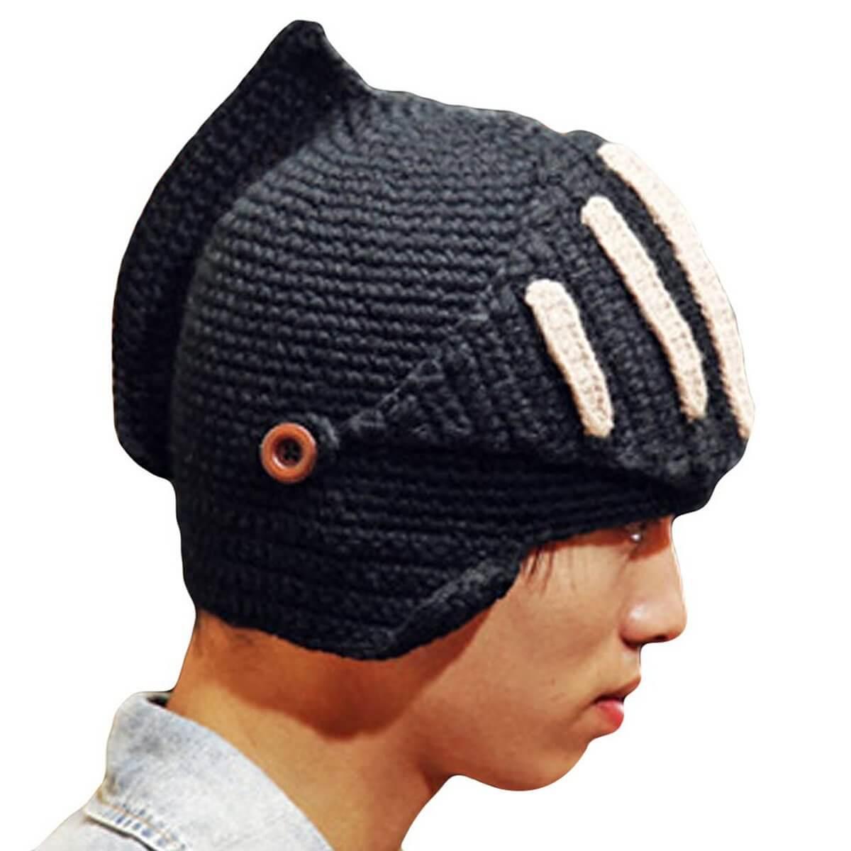 gorro casco medieval
