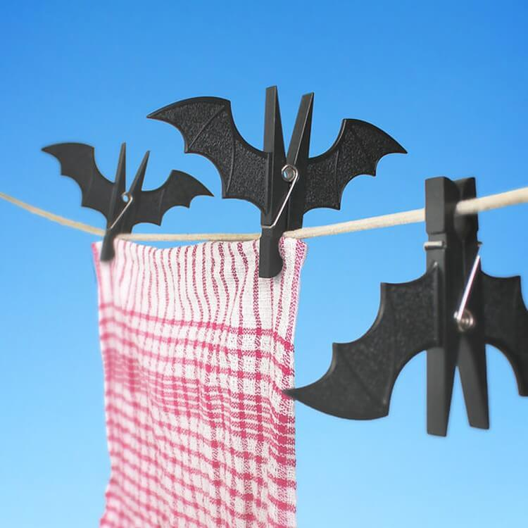 pinzas murciélago