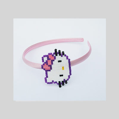Diademas Hama Hello Kitty