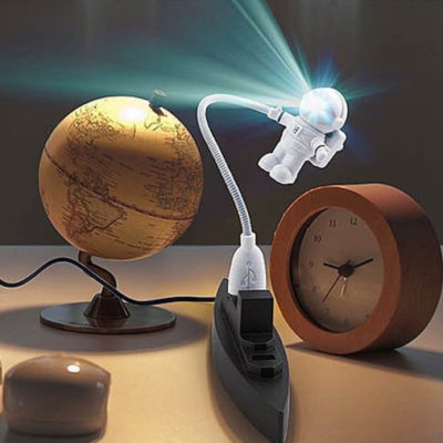 Lámpara Led USB Astronauta